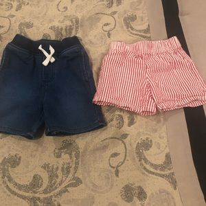 Other - 12 month boy shorts